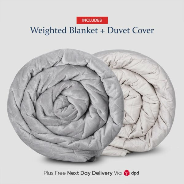 Therapeutic Weighted Blanket Set